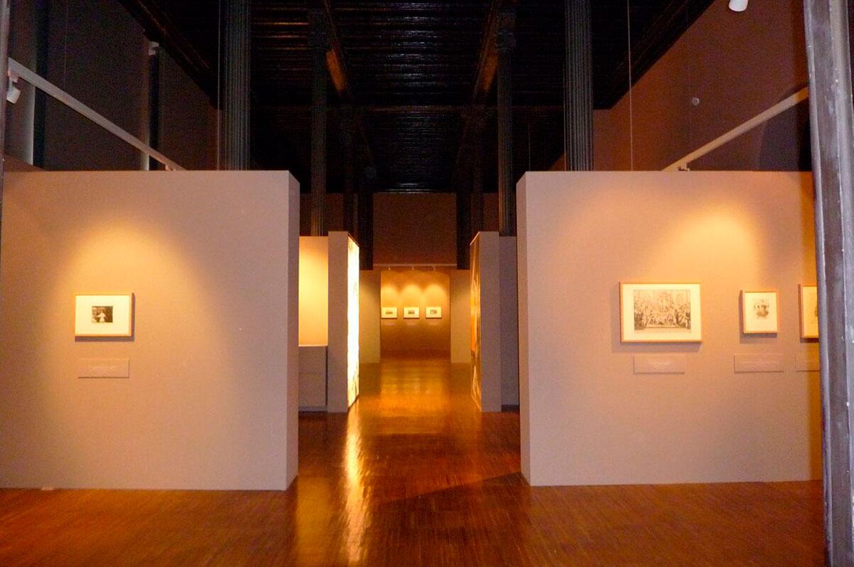 Tabiques de pladur en Museo Provincial Plaza Los Sitios Zaragoza