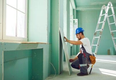 Tipos de tabiques y trasdosados en una vivienda o edificio