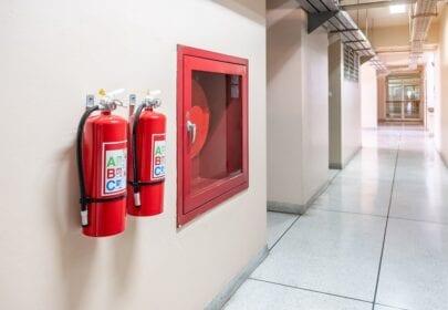 Paredes a prueba de fuego, los mejores sistemas contra incendios