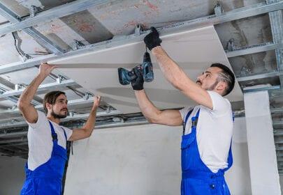 Aislamiento acústico con falsos techos Pladur
